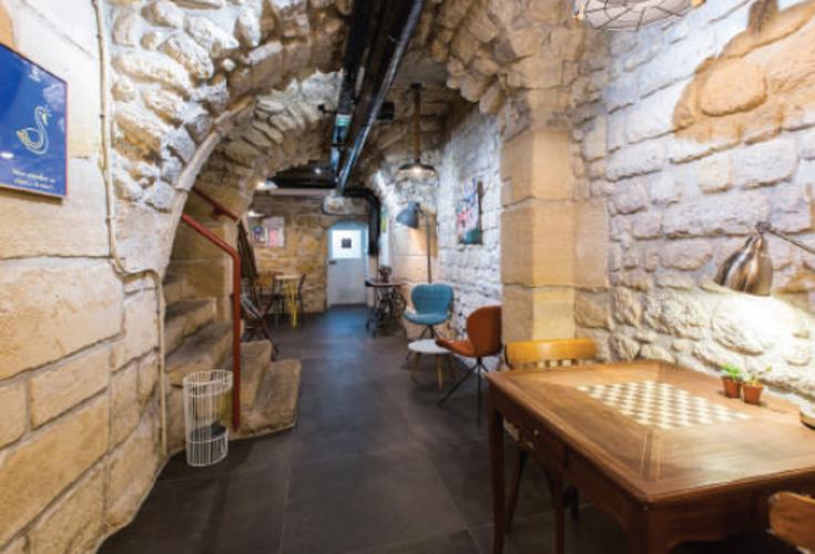 Privatisation d'une grande salle voutée/équipée - Beaubourg