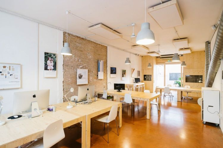 Coworking space in openspace downtown Marseille