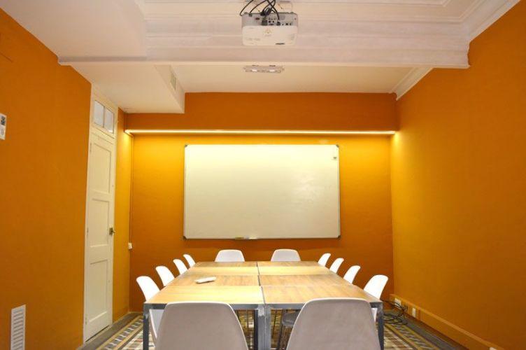 Sala Butterfly - sala de formación para 12-16 personas