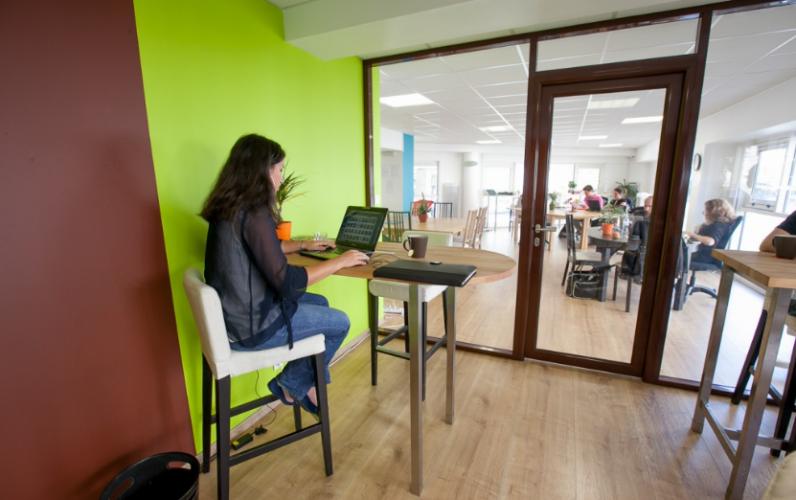 Espacio de Coworking en Plaça Molina