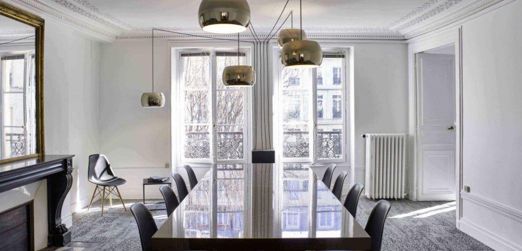 Belle salle de réunion en plein coeur de Paris