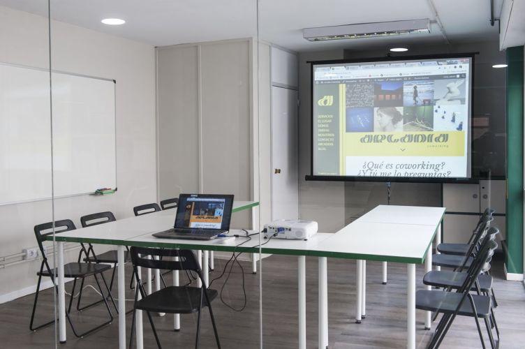 Salle de réunion rue Cuna, Centre-Ville