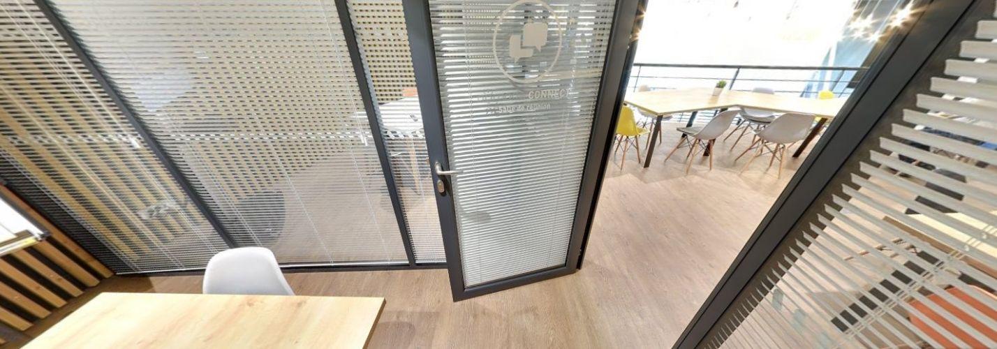 Salle de réunion CONNECT - 12 personnes