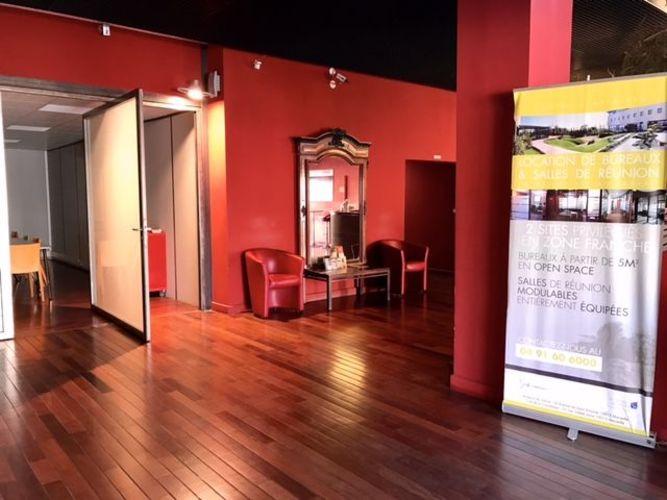 Salle de reunion dans un centre d'affaires
