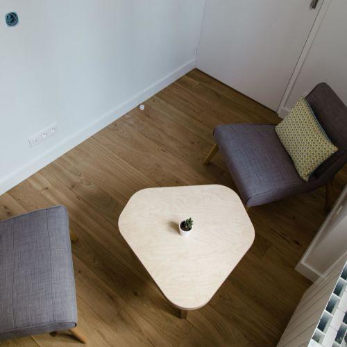 Salle de réunion pour 2 ou 3 personnes dans l'Ouest Lyonnais