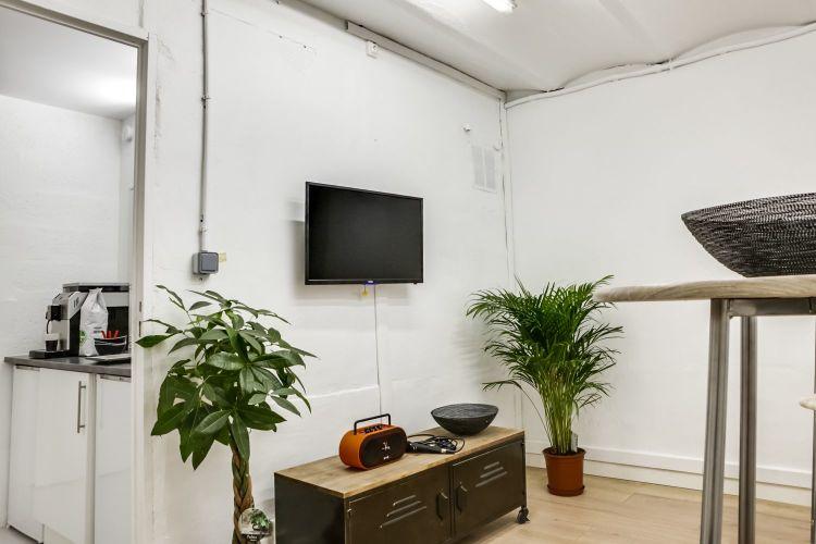 Adjustable private meeting room paris 5