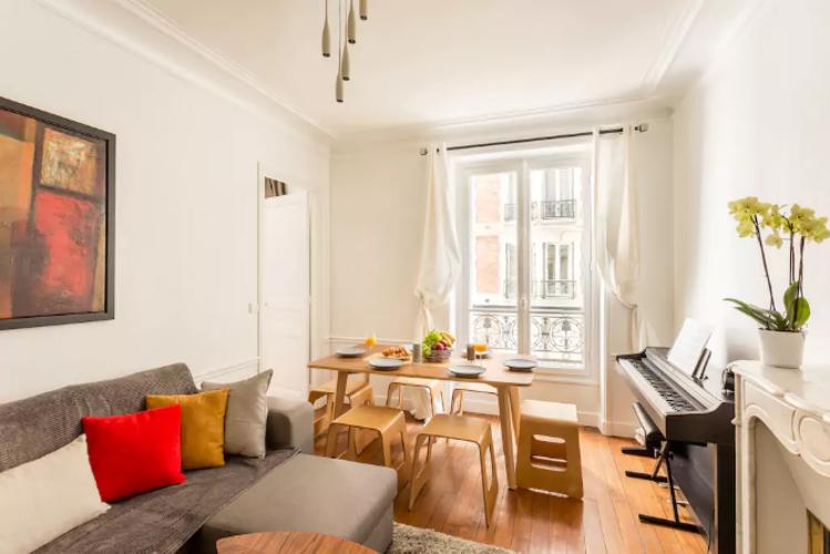 Appartement lumineux jusqu'à 8 personnes