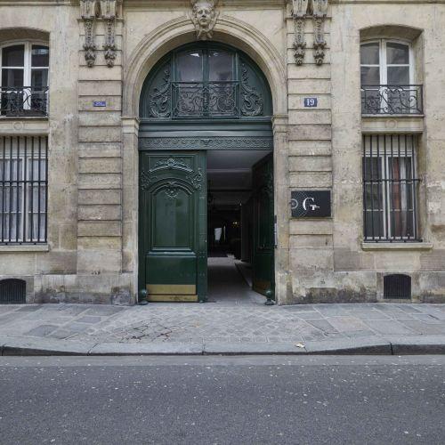 Superbe espace évènementiel au coeur de Paris
