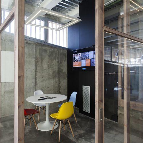 Espace coworking à Mataro - Salles de réunions