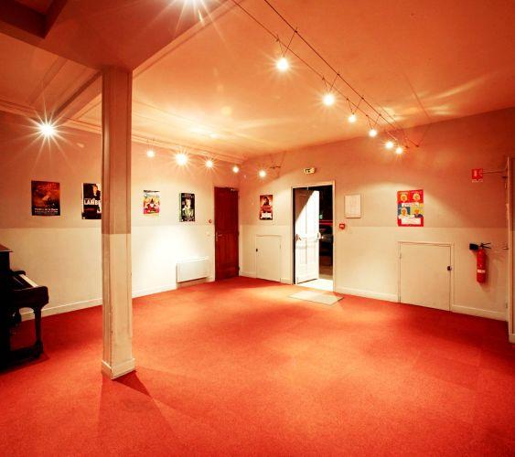 Grande salle de théâtre pour votre évènement