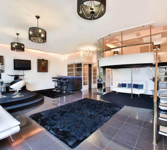 Appartement de luxe jusqu'à 40 personnes