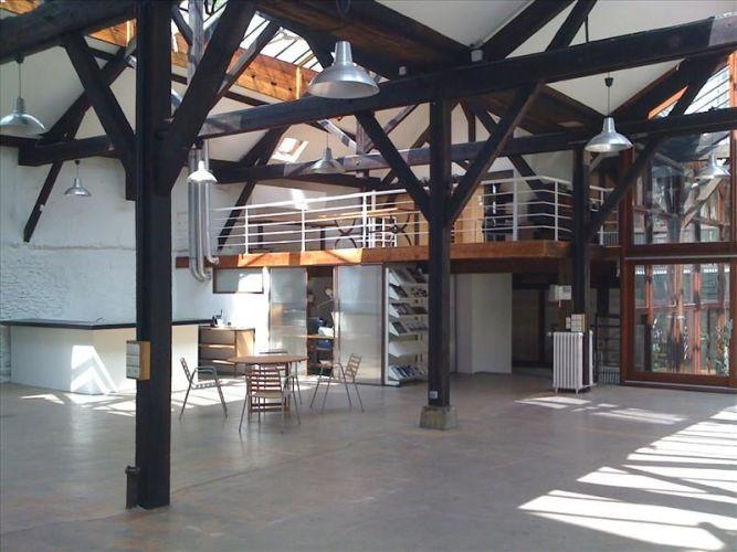 Loft de 650 m2 pour évènements professionnels