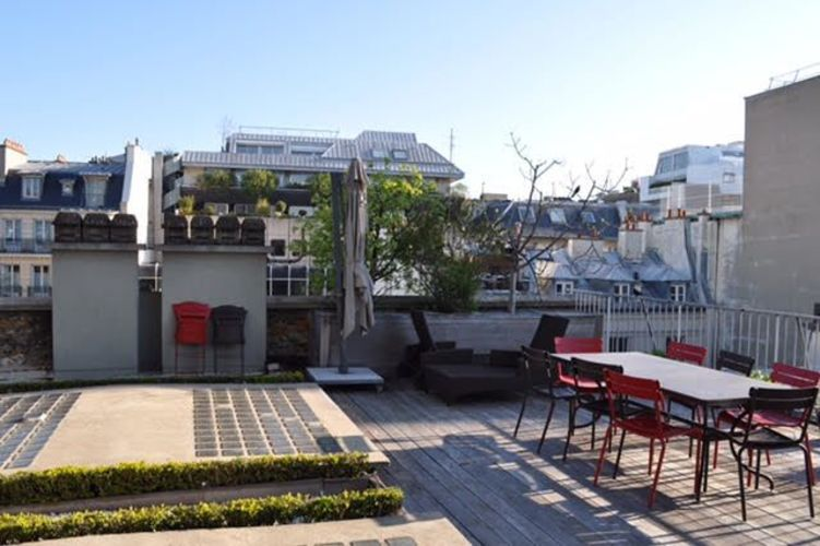 Cuisine toute équipée - Appartement de standing et terrasse