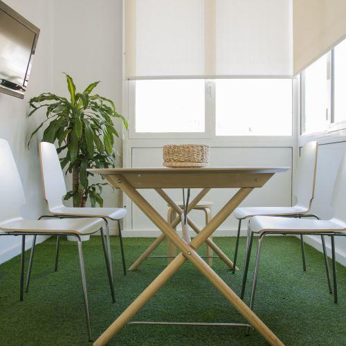 Salle Jardin - vos réunions dans un espace convivial