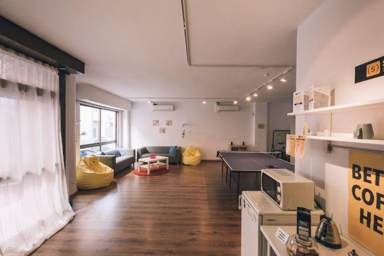 Salle privée en location journée - espace international coworking