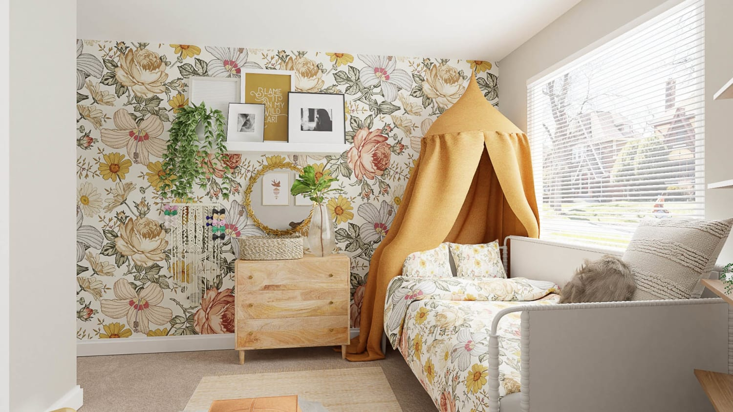 Spacejoy Kids Room Design