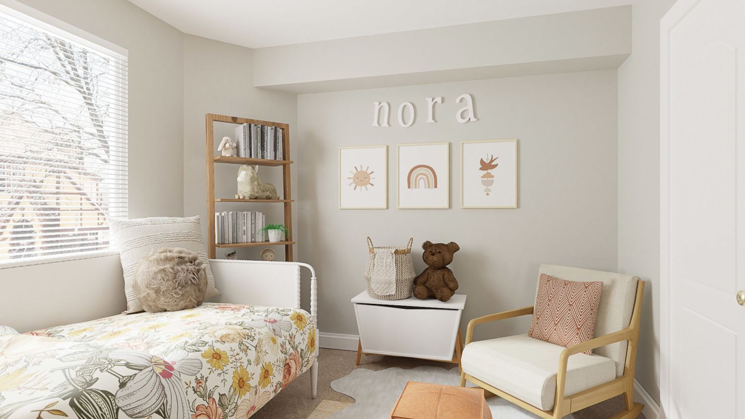 Nursery To Teen S Bedroom Decor Ideas To Future Proof Your Kids Room Spacejoy