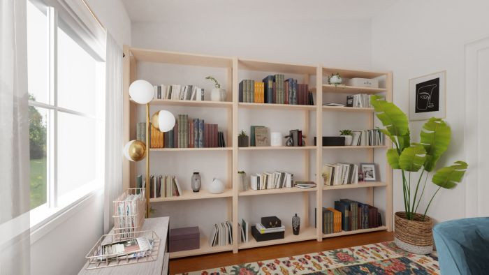 Spacejoy review of Home Office Designed For Adriana Pachas 5