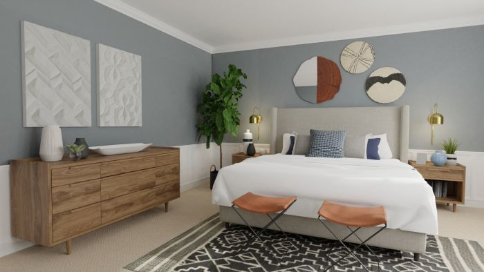 Warm and Inviting: Modern Eclectic Design View 3 By Spacejoy