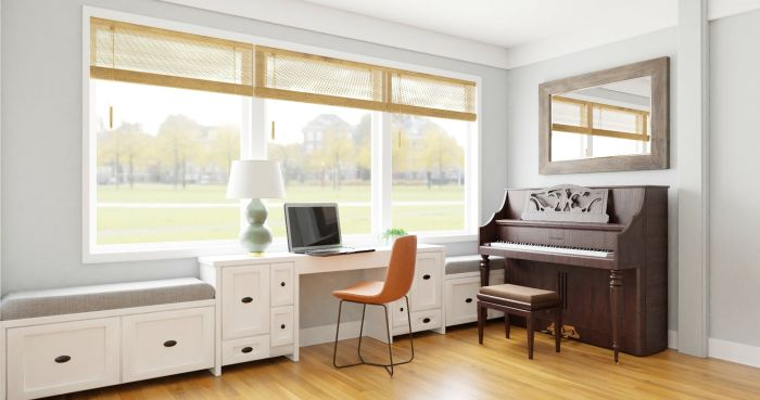 Extra Storage:  Classic Transitional Living Room Design View 2 By Spacejoy
