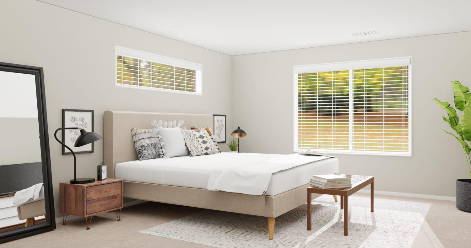 Spacejoy review of Bedroom Designed For Kayla Hoener