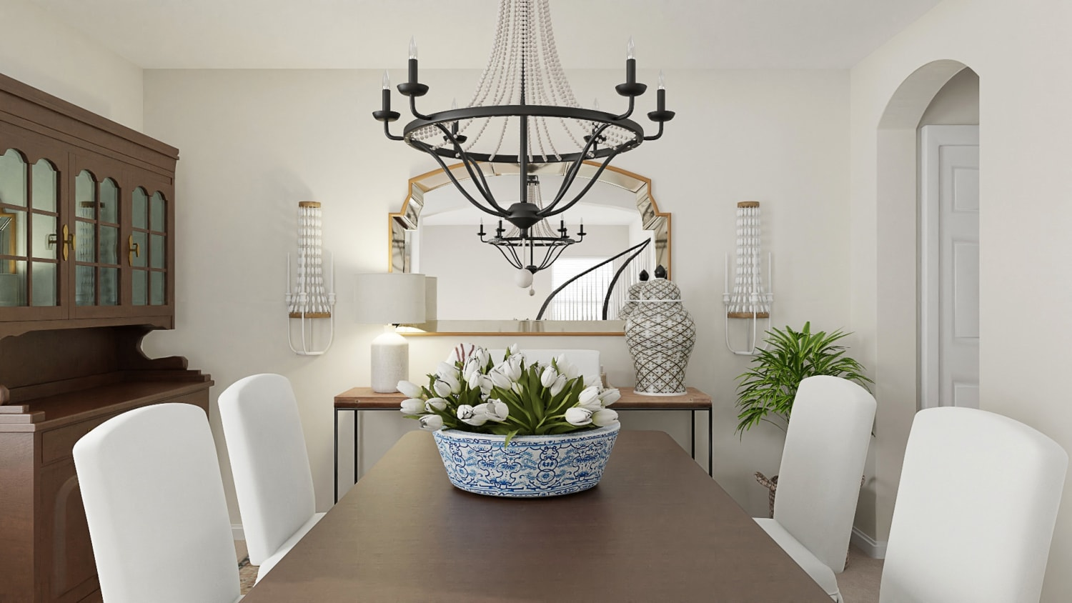 Spacejoy Formal Dining Room