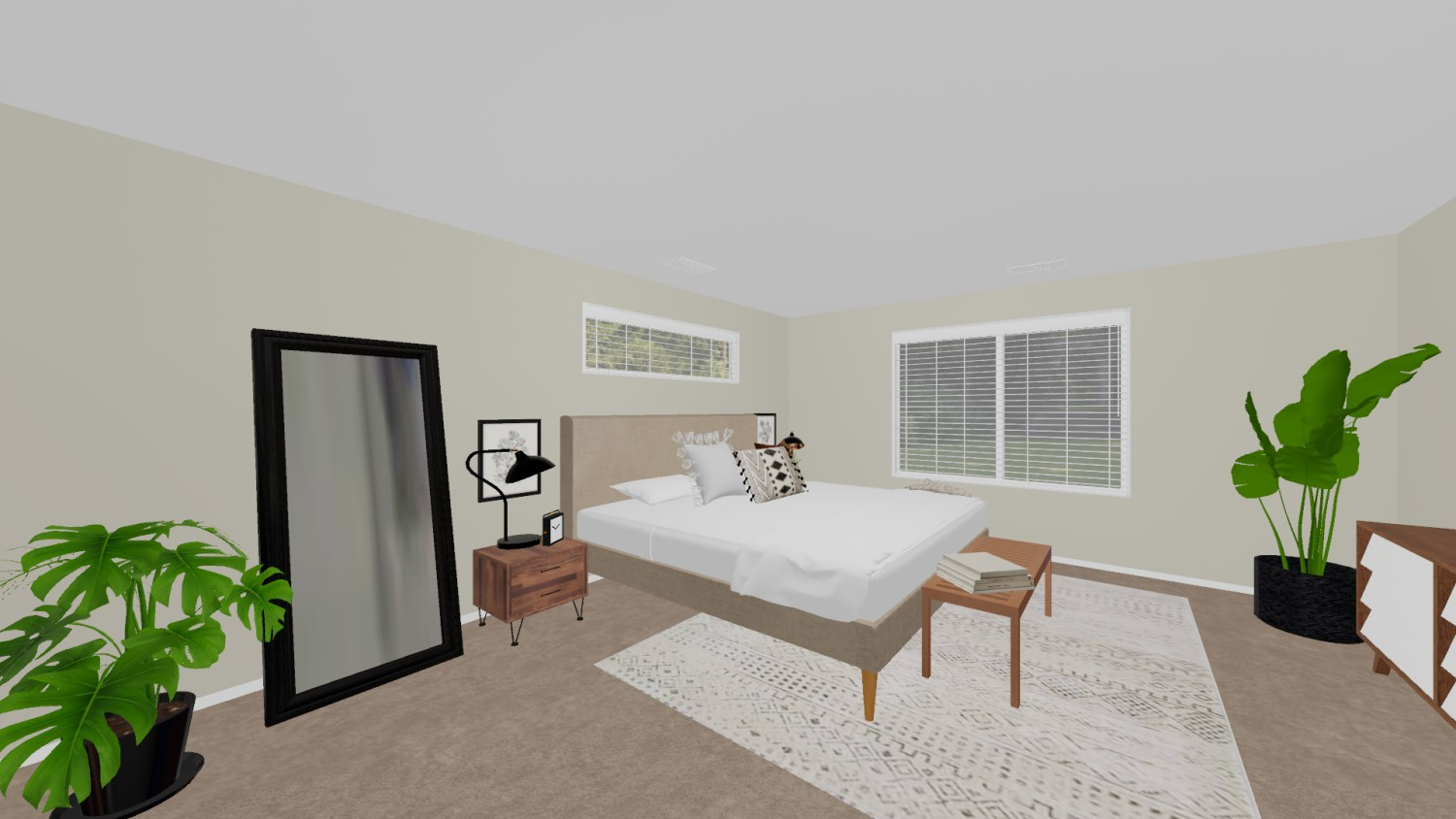 3D Design For Kayla Hoener New Bedroom View