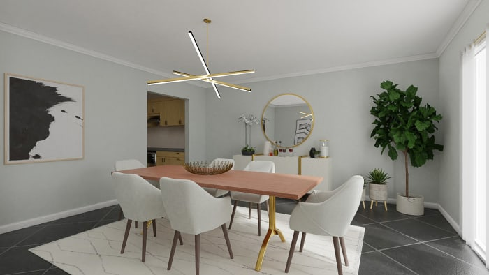 Spacejoy review of Dining Room Designed For Jade 2