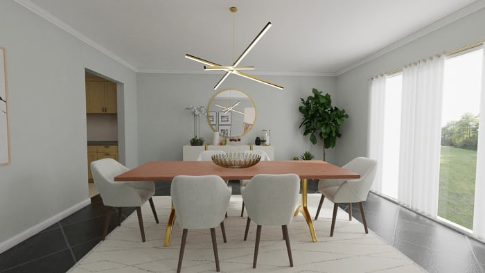 Spacejoy review of Dining Room Designed For Jade 3