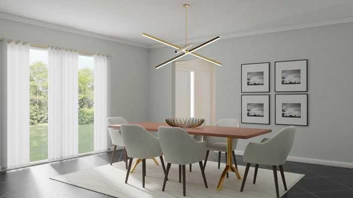 Spacejoy review of Dining Room Designed For Jade 4
