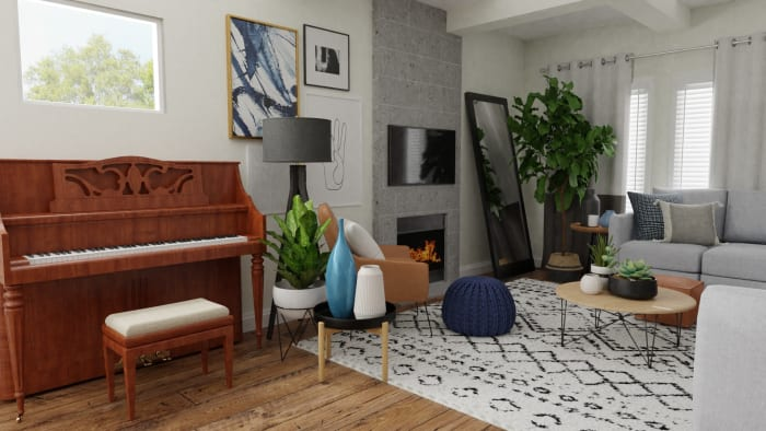 Spacejoy review of Living Room Designed For Zoe 5