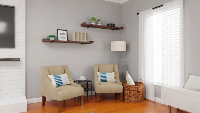 Spacejoy review of Living Room Designed For Stephanie Miles 3