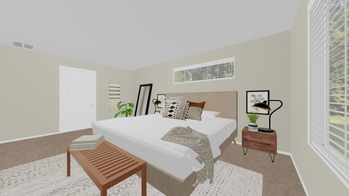 3D Design For Kayla Hoener New Bedroom View 2