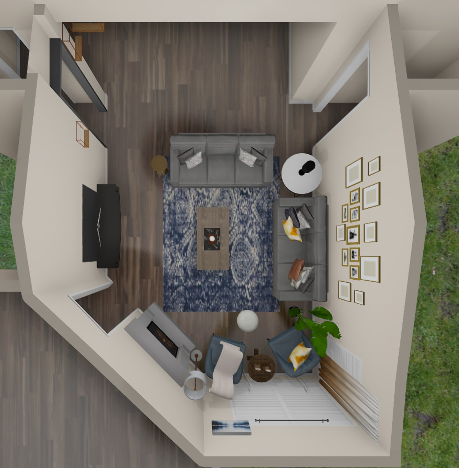 Living Room Layout Created For Shanice