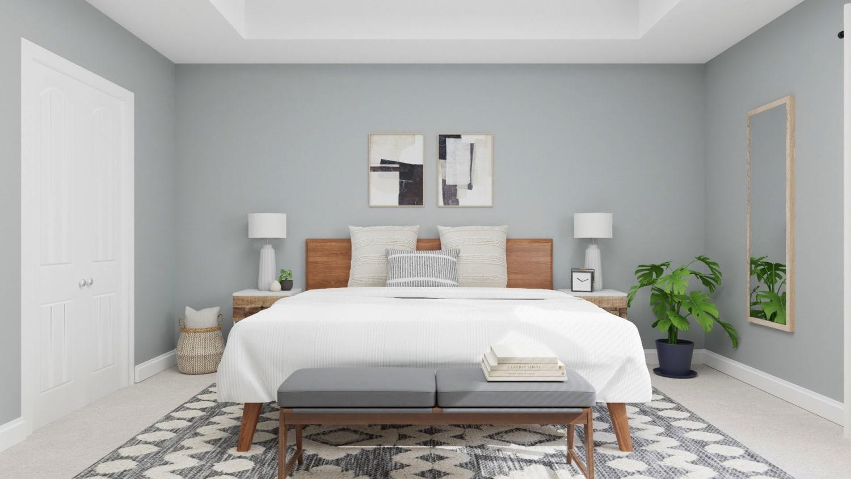 Get Inspiration From Tribal Vibes Modern Boho Bedroom Design By Spacejoy