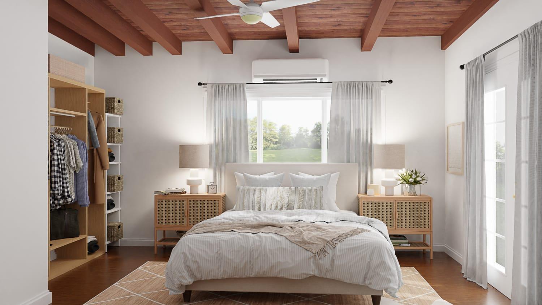 Boho Cabin Modern Boho Bedroom Design By Spacejoy
