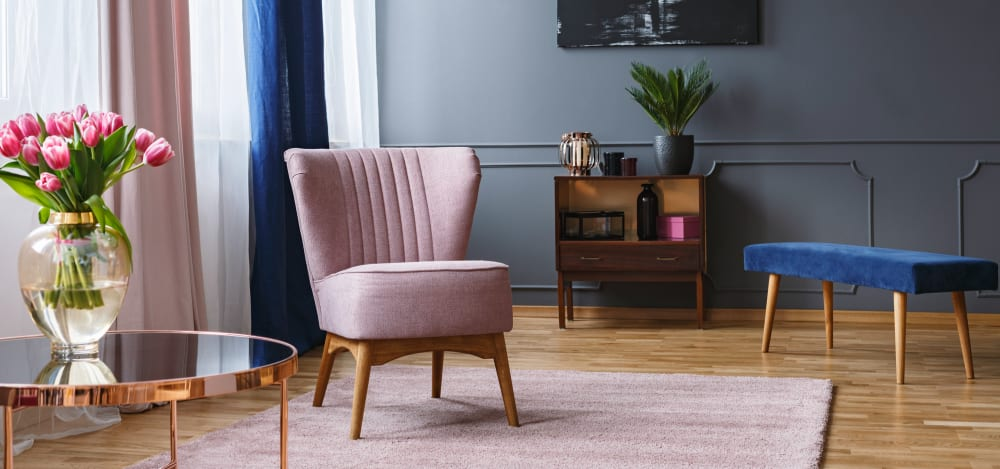 Spring 2020 Look book: Living Room Designs by Spacejoy