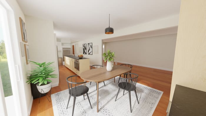 Spacejoy review of Dining Room Designed For Amanda 4