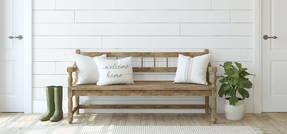 Spring 2020 Look book: Entryway Designs by Spacejoy