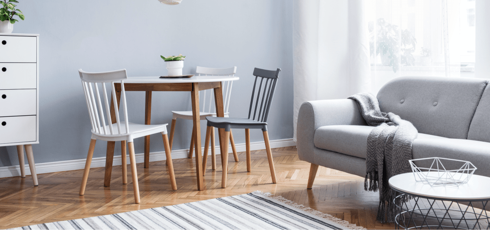 Dining Room Interior Design Ideas, Small Living Dining Room Furniture Arrangement