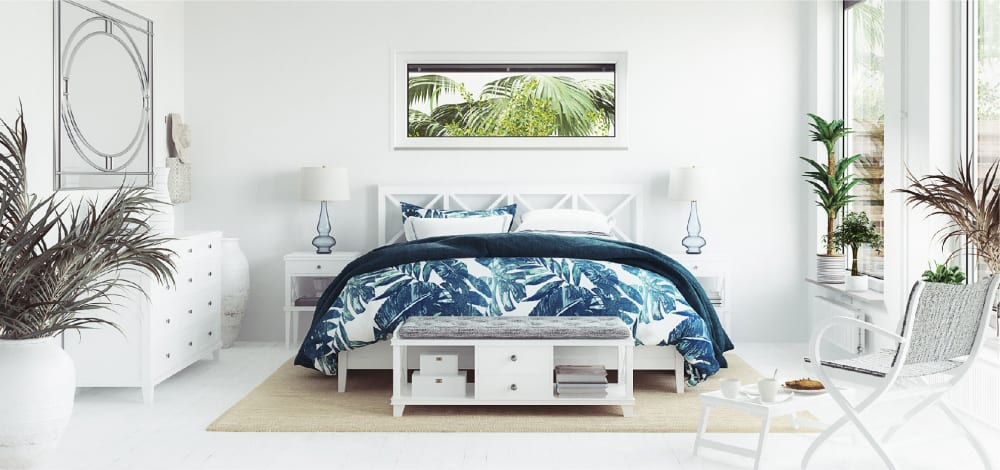 Coastal Bedroom Design Ideas by Spacejoy