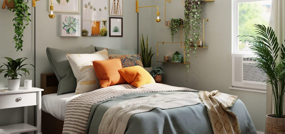 Spring Edit: Bedroom Design Ideas by Spacejoy