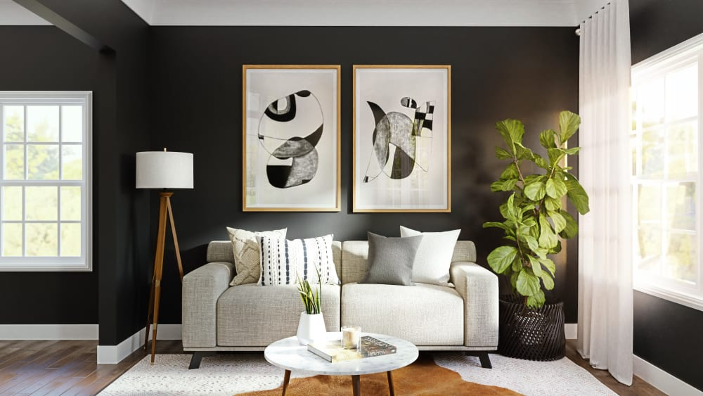 50 Simple Living Room Decorating Ideas, How To Decorate Living Room
