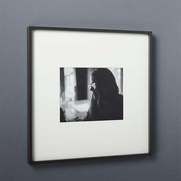 Gallery Black Frame - CB2