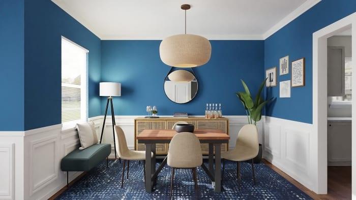 Interior Designs For Small Dining Room, Small Dining Room Ideas