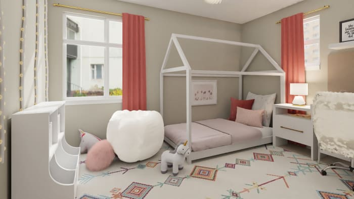10 Kids Room Design Decor Ideas That Toddlers Will Love Spacejoy