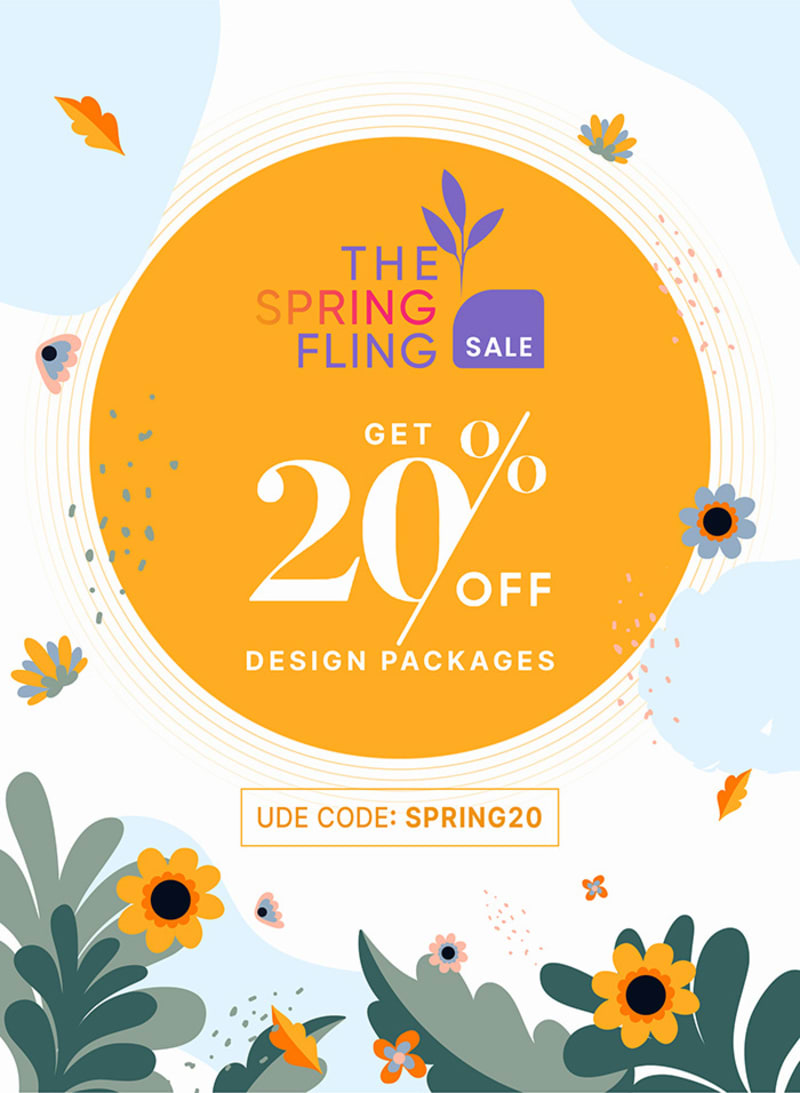 Spring Sale is live, Click to view offers