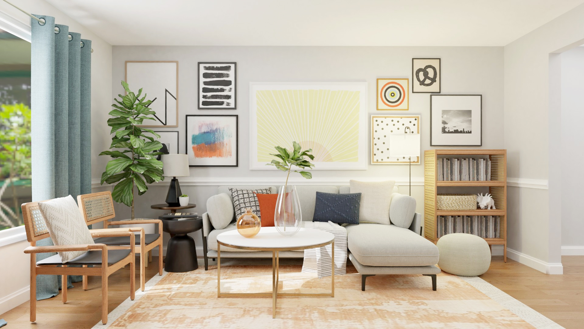7 Living Room Decor Ideas to Freshen Up Your Home's Look and Feel for  Spring | Spacejoy