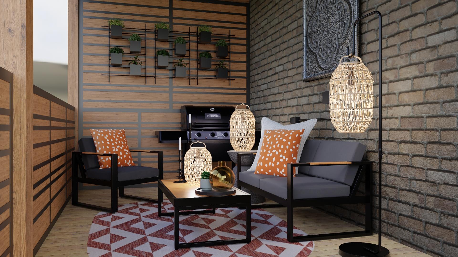 Spacejoy Small Porch Design