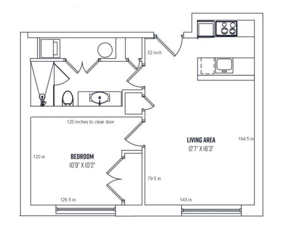 Living Room Measurements